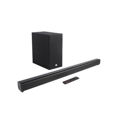 Soundbar JBL Cinema com 2.1 Canais, 110W RMS e Subwoofer Wireless - SB160