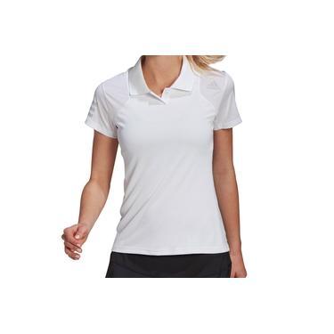 Camisa Polo Adidas Club Tennis Branca