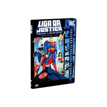 DVD Liga da Justiça - 2ª Temporada - Volume 2