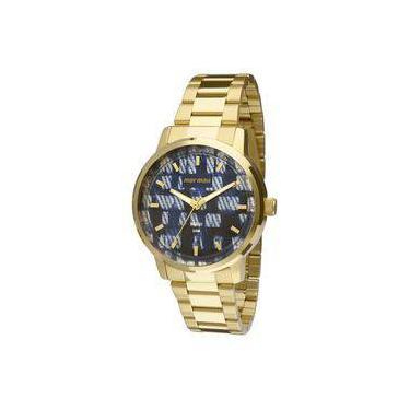 Relógio de Pulso Feminino Mormaii Aço   Joalheria   Comparar preço ... e95a82632a