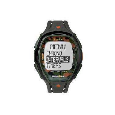 1c6fb287c3d Relógio Timex Ironman Sleek 150 Edição De 30 Anos Digital Masculino  Tw5m0100bd I