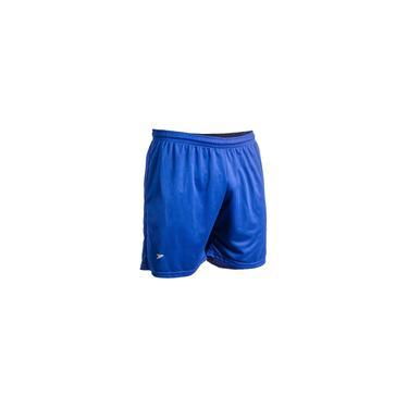 Imagem de Calção de Futebol Poker Male - Azul