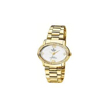 dad6403699f Relógio Feminino Champion Analógico - Resistente à Água CH 25721 H