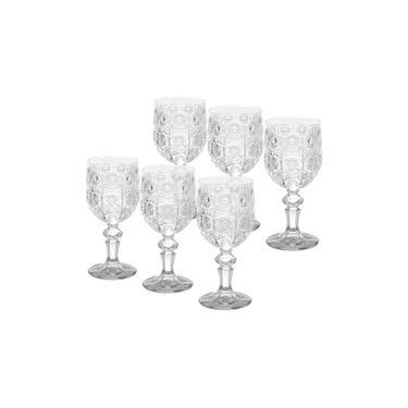 Imagem de Conjunto De 6 Taças De Vinho 230ml Starry Bon Gourmet