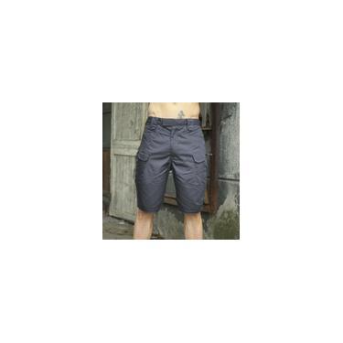 Shorts Shorts Táticos Xadrez Tecido Outdoor Macacão Shorts Calças Masculinas