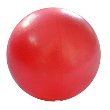 Bola de yoga Homyl 15 cm antiexplosão fitness exercícios pilates equilíbrio estabilidade bolas, Vermelho