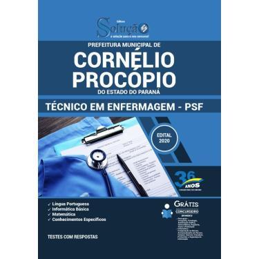 Imagem de Apostila Cornélio Procópio Pr - Técnico Em Enfermagem – Psf