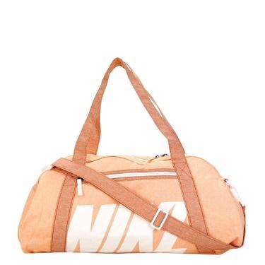 Bolsa Nike Gym Blub Feminina BA5490-882, Cor: Laranja, Tamanho: U