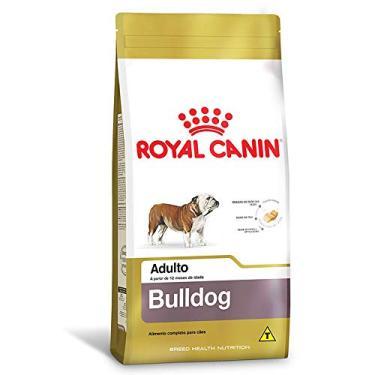 Ração Royal Canin para Cães Adultos Da Raça Bulldog, 12kg Royal Canin Raça Adulto