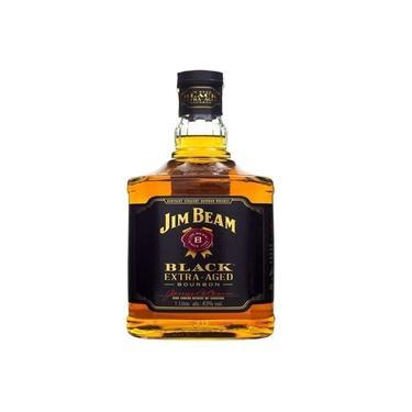 Whisky Bourbon Jim Beam Black 1000ml