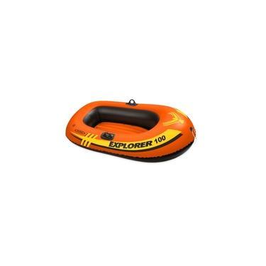 Bote Inflável Infantil Barco Explorer 100 Intex