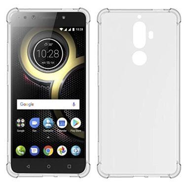 Capa Capinha Para Lenovo K8 Note De Tela 5.5 Case Proteção Air Anti Impacto Transparente - Danet