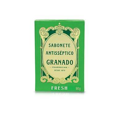 Sabonete em Barra Antisséptico Fresh 90g - Granado
