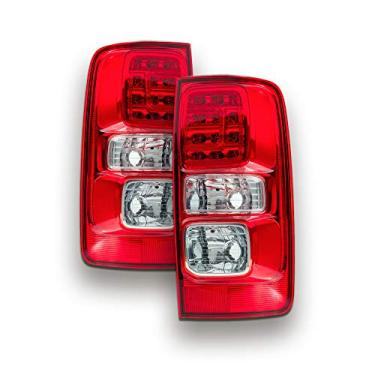 Par Lanterna Traseira Chevrolet S-10 2012 a 2018 Arteb