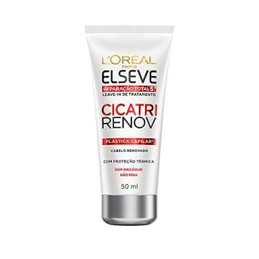 Imagem de Leave In Reparador Cicatri Renov Elseve L'Oréal Paris 50 ml, L'Oréal Paris, Branco