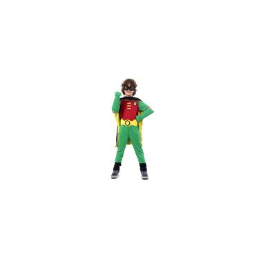 Imagem de Fantasia Robin Infantil Premium - Teen Titans