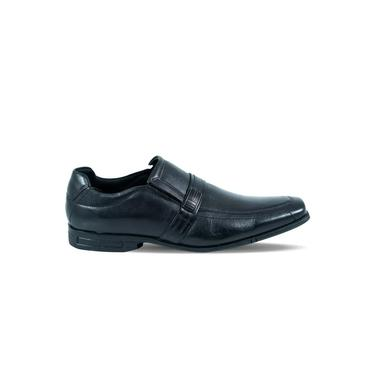 Imagem de Sapato Masculino Ferracini Bristol Napa Plus de Couro Preto