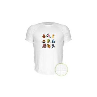 Camiseta Dry-Fit Air 8bits Games