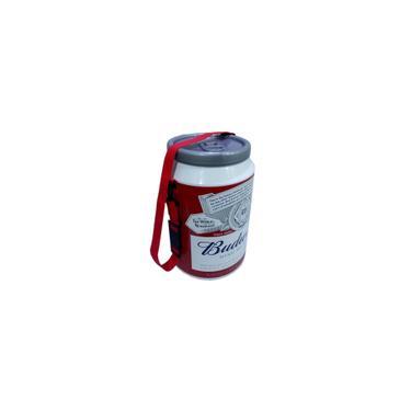 Imagem de Cooler Térmico 24 Latas Alça de Nylon Budweiser Bebida Gelada Refrigerante Sítio