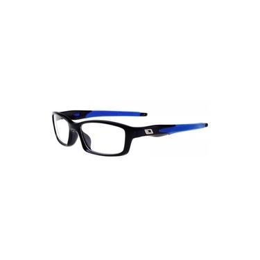 Imagem de Armação Masculina Esportiva Para Óculos De Grau Várias Cores