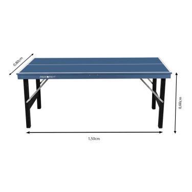 Imagem de Mini Tênis De Mesa E Ping Pong Procópio Mdp 15 Mm