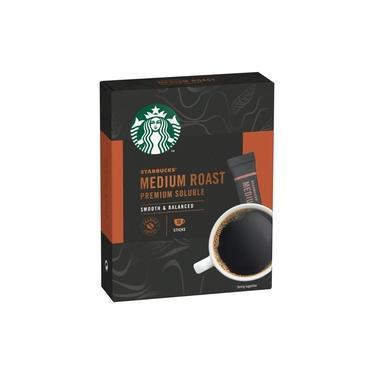 Imagem de Café Solúvel Instantâneo Starbucks, Medium Roast, 1 Caixa