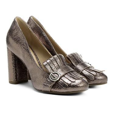 a6337562b Sapato Dumond Salto Alto   Moda e Acessórios   Comparar preço de ...