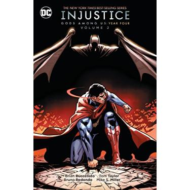 Injustice Gods Among Us Year Four TP Vol 2