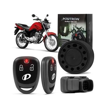 Alarme Moto Positron G8 Db Pro-Universal Alarme Moto Positron Duoblock Pro 350 G8 Universal Presença