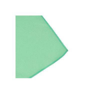 Imagem de Toalha De Mesa Retangular Em Tecido Verde Agua 2,20m