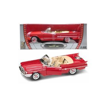 Imagem de 1960 Chrysler 300F Vermelho - Road Signature Collection - 1/18 - Yat Ming