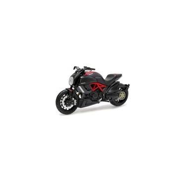 Imagem de Miniatura Moto Ducati Diavel Carbon Colecao Maisto 1/18 Full
