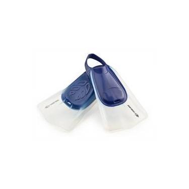 Nadadeira Open Azul Tam L Mormaii