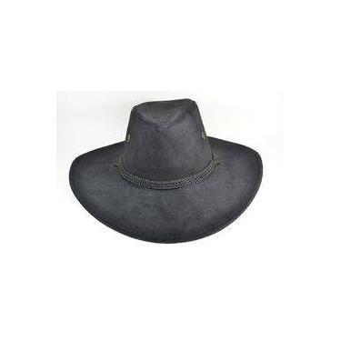 Chapéu Kansas Preto
