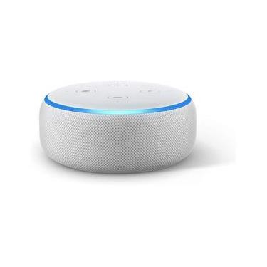 Amazon Echo Dot (3rd Gen) White Smart Speaker C/ Alexa