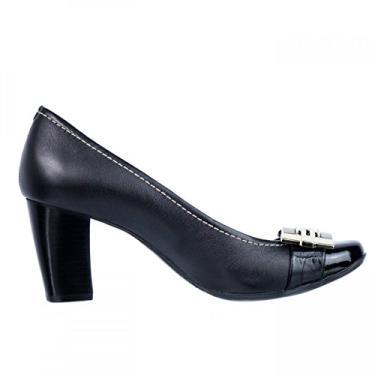 Sapato Feminino Jorge Bischoff Couro Legítimo J40121001a03