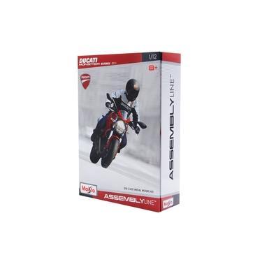 Imagem de Kit para montar Ducati Monster 696 2011 Maisto 1:12