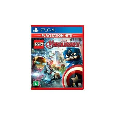 Lego Marvel Vingadores PS Hits - PS4