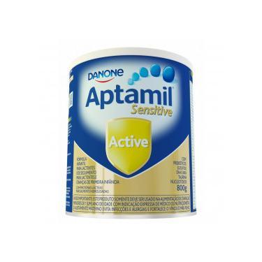 Aptamil Sensitive Active Fórmula Infantil Lata 800g