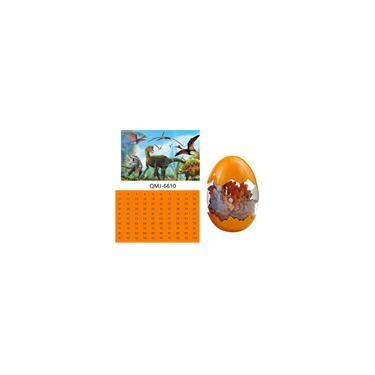 Imagem de Quebra-cabeça de dinossauro, quebra-cabeças de madeira 60 peças - quebra-cabeças para crianças de 3 anos + menino de brinquedos dinossauros