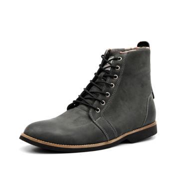 Bota Shoes Grand Style Chumbo  masculino