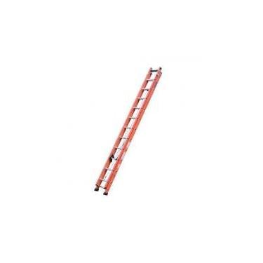 Imagem de Escada Fibra de Vidro Extensível 23 Degraus EFV-23 Cogumelo -
