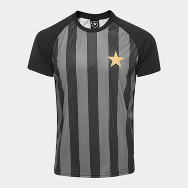 29bc738073 Camisa Botafogo Estrela Gold nº 7 - Edição Limitada Masculina - Masculino