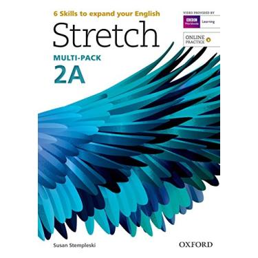 Stretch 2A - Student's Book and Workbook Multi-Pack - Capa Comum - 9780194603294