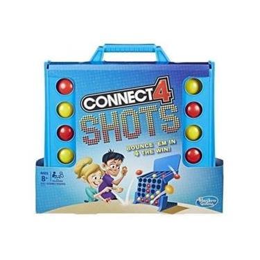 Imagem de Jogo Connect 4 Shots 8 Hasbro E357