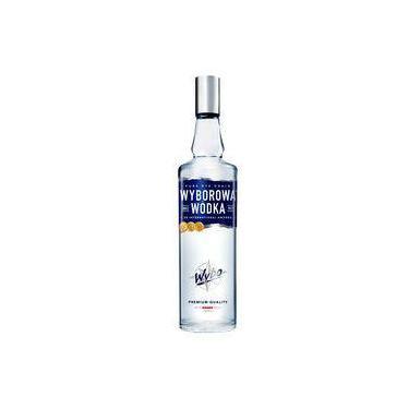Vodka Wyborowa Wybo Garrafa 750 Ml
