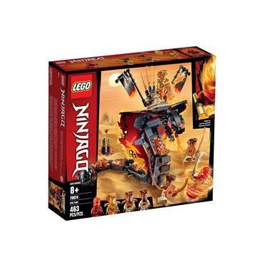 LEGO Ninjago Dente de Fogo 70674 - 463 Peças