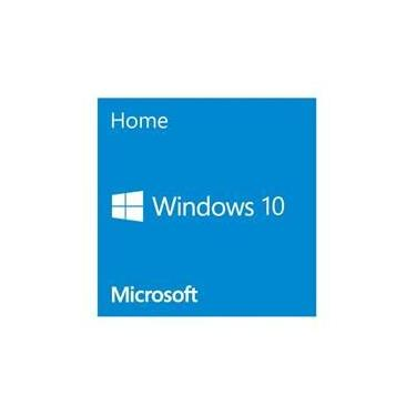 Sistema Operacional - Microsoft Windows 10 Home (64bits) OEM - KW9-00154