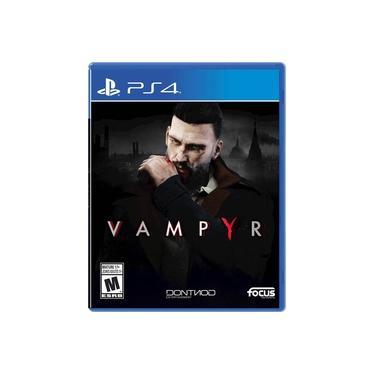 Jogo Vampyr - Playstation 4