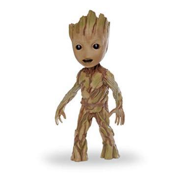 Boneco de Vinil Gigante Baby Groot 50 cm Mimo